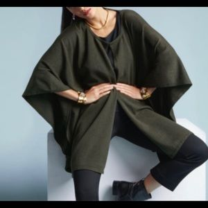 CAbi Majestic Cape Without Tassels #3477
